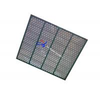 Buy cheap Kemtron Steel Frame Screen For Kemtron Mud Separator with Oil Drilling / Solid Control from wholesalers