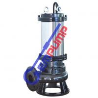 Buy cheap Mobile submersible sewage pump non-blocking 960~2950 r/min Speed from wholesalers