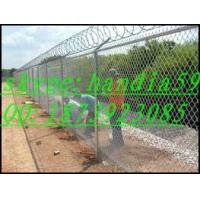 Buy cheap chain link fence supplies/ black chain link fence/chain link fence pricing from wholesalers