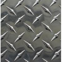 Buy cheap Anti Skidding Aluminium Checker Plate Sheet With Bright Finish Surface Treatment from wholesalers