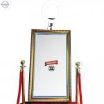 Buy cheap Light box photo booth magic mirror modern popular party bar magic mirror photo booth from wholesalers