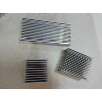 China CNC Machining Services Aluminum Heat Sink Industrial Non Ferrous Casting on sale
