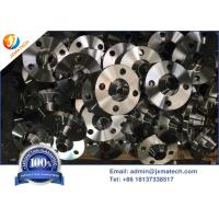 China Titanium Flange And Pipe Fittings For Cars / Glasses / Medical Equipment on sale