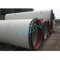 Wholesale ISO9001 Ductile Iron Jacking Tube Anti Corrosion For Water Supply / Drainage from china suppliers