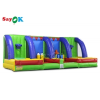 Buy cheap Cactus Pencil Inflatable Ring Toss Game 4 In 1 Basketball Shooting from wholesalers