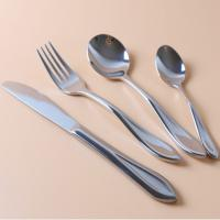 Buy cheap NC 112 high quantity Stainless steel hotel cutlery/flatware set/tableware from wholesalers
