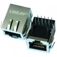 Buy cheap 48F-03ND2NL Thru-Hole Tab Down RJ-45 Jack With Gigabit Magnetic LPJG0803CNL from wholesalers