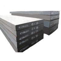 Buy cheap AISI H13 / DIN 1.2344 / BH13 / SKD61 China Manufacturer Alloy steel Flat bar from wholesalers