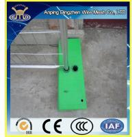 Buy cheap Factory Wholesale Temporary Fence Stands Concrete/Temporary Fence Stand For Sale from wholesalers