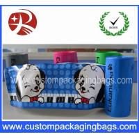 Buy cheap Customized Logo Printed Plastic Ziplock Bags Safety Food Grade For Pet Food from wholesalers