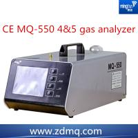 Wholesale MQ-550-4 China Supplier Portable 4 gas analyzer from china suppliers