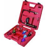 Buy cheap Radiator Pressure Tester Kit Head Gasket Leak Detector from wholesalers