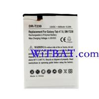 Wholesale Samsung Galaxy Tab 4 7.0 SM-T230 Battery EB-BT230FBE from china suppliers