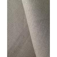 Buy cheap Natural Color 100% Organic Hemp Canvas Fabric GOTS / OCS Certificated 370GSM from wholesalers