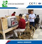 Buy cheap Plastic Circular Paper Slitter Rewinder Machine Stable Running Energy Saving from wholesalers