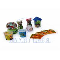 Buy cheap 3 Colors Wine Bottle Shrink Sleeves , PVC Shrink Wrap Film for Alcoholic Beverages / Easter Egg from wholesalers