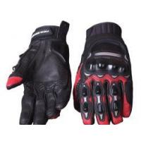 Motorcycle Leather Gloves Manufactures