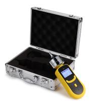 Buy cheap LCD Display Hydrogen Sulfide H2S Gas Detector Monitor For Oil Gas Station from wholesalers