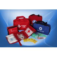 Buy cheap Outdoor Emergency First Aid Kit CE & FDA OEM Medical Textile Products from wholesalers