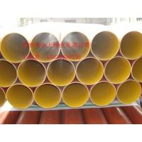 Flexible cast iron drainage pipe     Centrifugal cast iron drain pipe Manufactures