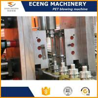 Easy Operation Plastic Container Manufacturing MachineFor 100ml - 2L Pet Bottle