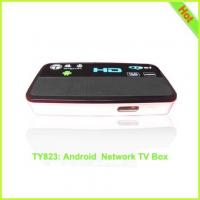 Wholesale TY823: google android tv box hd media player V6 from china suppliers