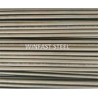 Buy cheap 316L Round Seamless Stainless Steel Pipe Cold Drawn Bright Finished from wholesalers