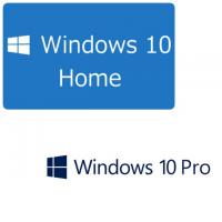 Buy cheap 100% Geniune Microsoft Windows 10 Home Online activation COA sticker DVD pack MS Win 10 Home computer system software from wholesalers