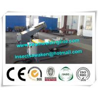 Hydraluic welding pipe positioner and rotary welding set , Lifting and elevating positioner Manufactures