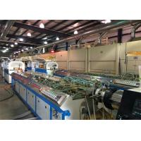 Buy cheap Automatic PVC Window / Door Plastic Profile Extrusion Line CE / ISO9001 from wholesalers