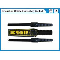 Buy cheap Clothing Needle Portable Metal Detector Energy Smart Standard 9V Battery from wholesalers