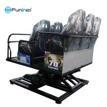 Buy cheap 6 - 12 Seats 7D Cinema Equipment 3DM Glasses For Theme Park / VR Park / Game Center from wholesalers