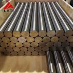 Buy cheap Round Titanium Alloy Bar TC4 Ti6Al4V Titanium Sponge AMS4928 Grade 5 Annealed from wholesalers