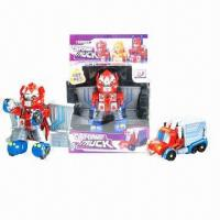 Buy cheap Educational/Transformation Toys with the Container Truck from wholesalers