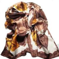 Wholesale Silk Ruffle Scarves (LC238) from china suppliers