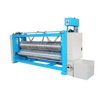 Buy cheap Automatic 3m Textile Fabric Calender Machine , Heat Pressed Fabric Finishing Machine from wholesalers