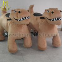 Hansel walking animal ride coin operated game kiddy animal rides Manufactures