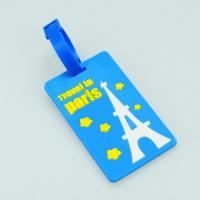 Wholesale 2014 promotional gift custom 3d pvc luggage tag from china suppliers