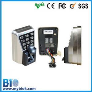 China IP65 Waterproof No Software Access Control Device Bio-F50 on sale