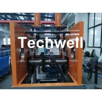 Buy cheap Cold Roll Forming Machine / C Purlin Cranking Curving Machine for Bending 1.5-3.0 mm Thickness from wholesalers