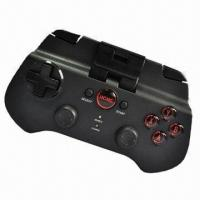 Buy cheap Bluetooth Joystick/Game Controller for iPhone and iPad, Supports Android System from wholesalers