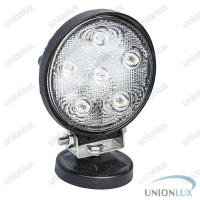 Buy cheap 18w round led automotive work light , led tractor working lights with 6pcs led from wholesalers
