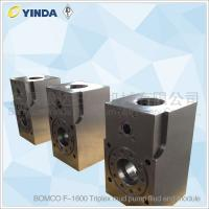 Wholesale Bomco F-1600/1300 Triplex Fliud End Mud Pump Module AH130101050100 AH36001-05.01A.00 from china suppliers