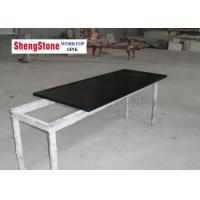 Buy cheap Black Marine Edge Epoxy Lab Countertops For Biosafety Fume Hood CE SGS Listed from wholesalers