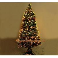 Buy cheap Fiber Optic Artificial Christmas Decoration Christmas Tree Xmas Tree From 2ft to 7ft from wholesalers