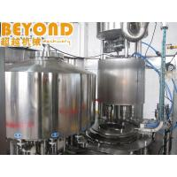 Buy cheap Beverage Machinery, CGF Wash-Filling-Capping 3-In-1 Monoblock Water Filling Machines from wholesalers