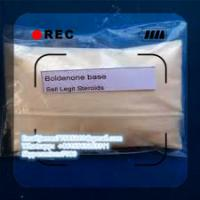 Buy cheap Hormone Bulk Muscle Building Steroids Powder Boldenone Base 846-48-0 99% Purity from wholesalers