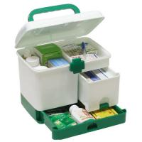 Wholesale Household Portable Plastic First Aid Cases Trays Combination Lock from china suppliers
