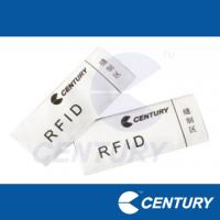 China RFID woven label on sale