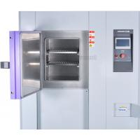 Buy cheap No Fuse Thermal Shock Test Chamber , 80 - 225L Temperature Shock Chamber from wholesalers